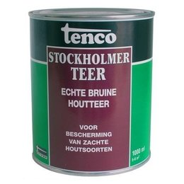 Tenco Stockholmer Teer