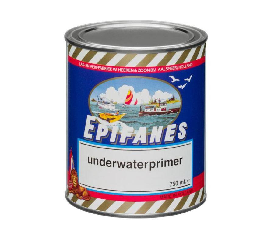 Underwaterprimer 750ml, 2 liter of 4 liter