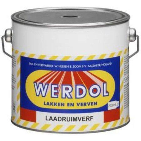 Werdol Laadruimverf (2 of 4 liter)