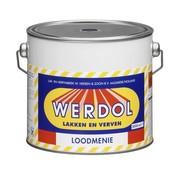 Werdol Loodmenie (0.5, 2 of 4 liter)