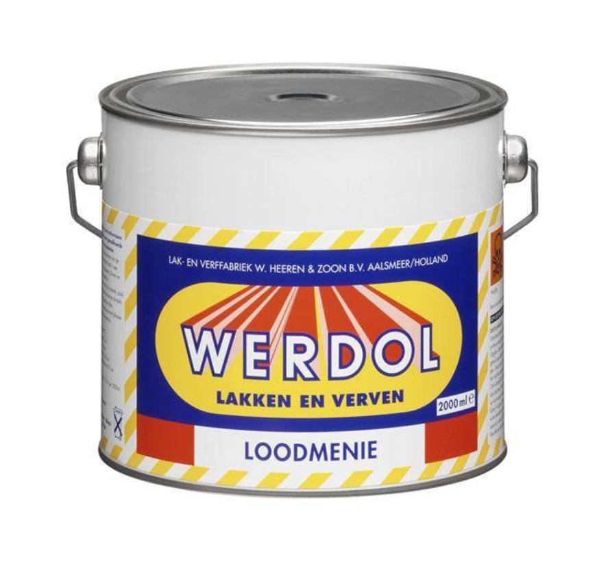 Loodmenie (0.5, 2 of 4 liter)