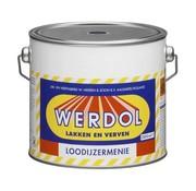 Werdol Loodijzermenie (0.5, 2 of 4 liter)