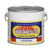 Werdol Ijzermenie (0.75, 2 of 4 liter)