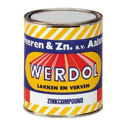Werdol Zinkcompound (0.75 of 2 liter)
