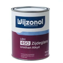 Wijzonol LBH 4SO Zijdeglans Urethan Alkyd