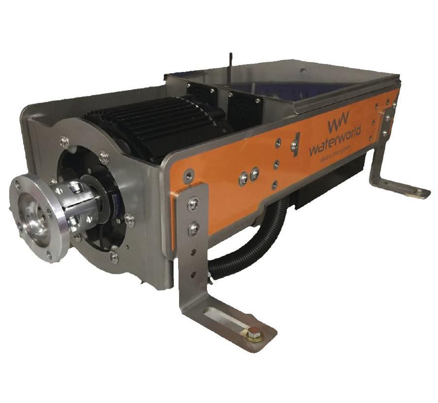 Vaarset elektrische binnenboordmotor 2.5 Kw