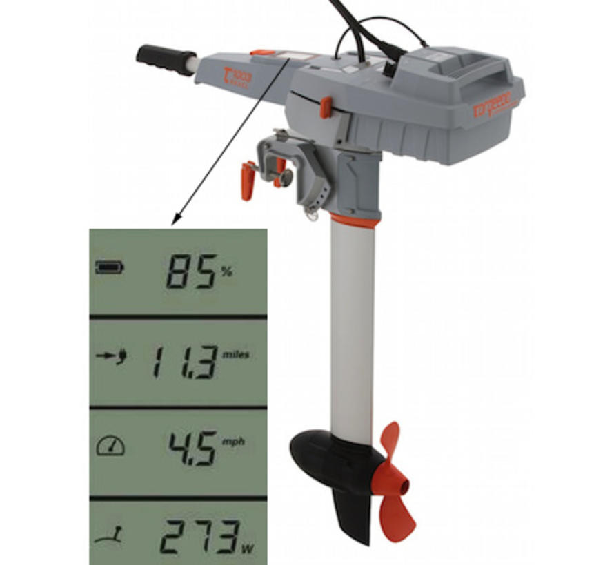 Cruise Outboard 4.0 (R of T)