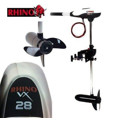 Rhino R-VX 28 Fluistermotor