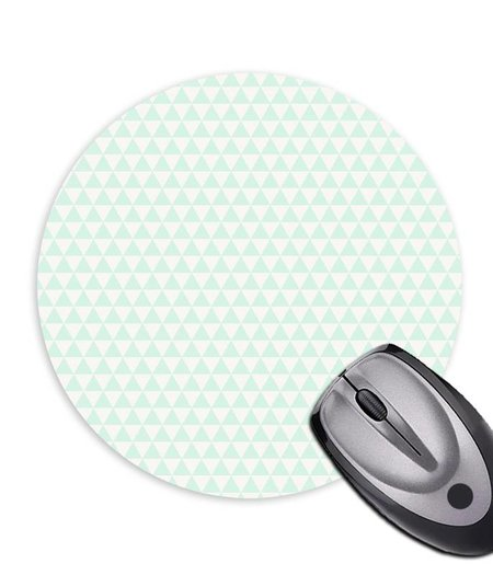 Mousepad * Triangle * mint