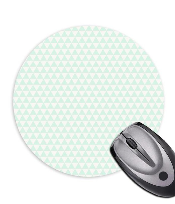 Mousepad * Triangle * mint