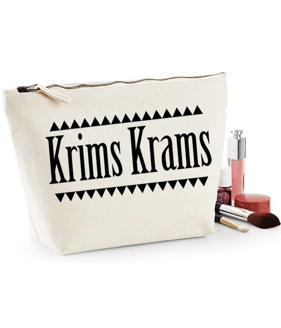 Kosmetiktasche ▲ Krims Krams ▲