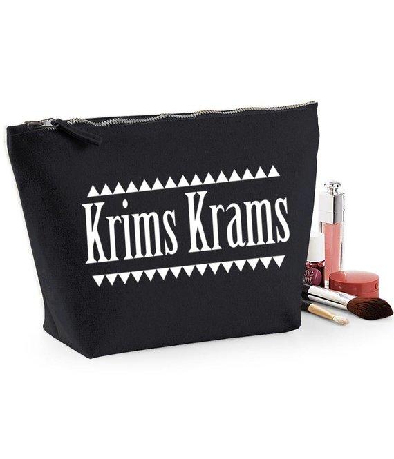 Kosmetiktasche 'Krims Krams'