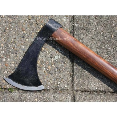 Large Francisca throwing axe