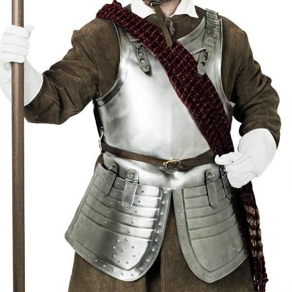 Marshal Historical Piekeniersborstplaat