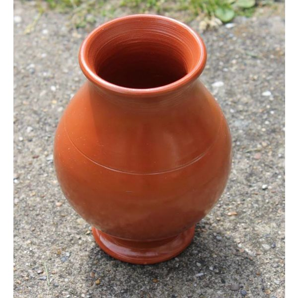 Romeinse kegelvormige beker (terra sigillata)