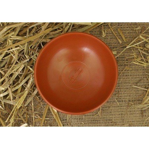 Large Roman dish (terra sigillata)