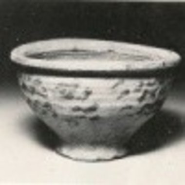 Bol Pingsdorf, début du Moyen-Age