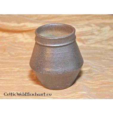 Early Medieval jar 8 cm