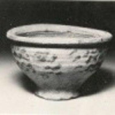 Plat Pingsdorf, début du Moyen-Age