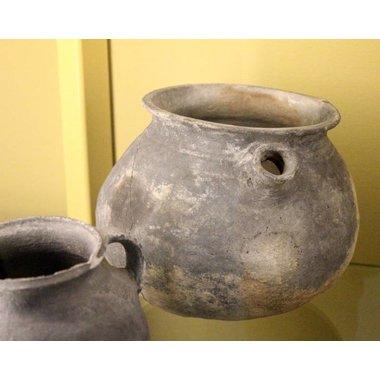 Coppa da mescita primo medioevo