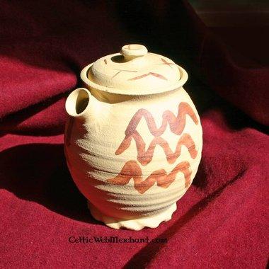 Carafe, 9-10ème siècle