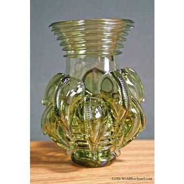 English glass, Migration period