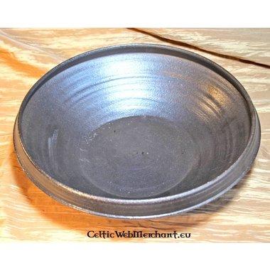 Historical eating dish