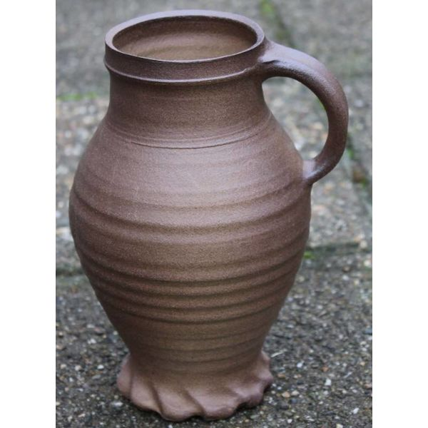13th century pouring jug