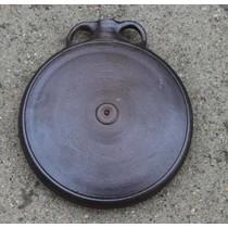 15th century ceramic canteen