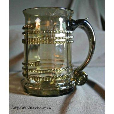 Boccale vetro per birra