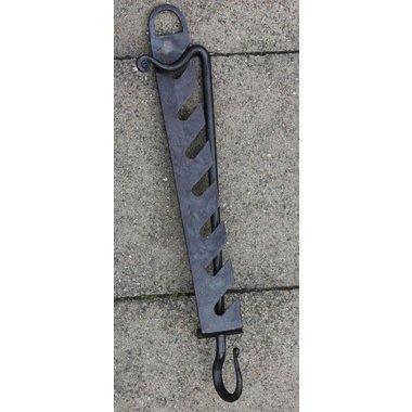 Adjustable S hook