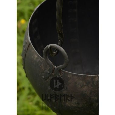 Calderone primo medioevo, 10 litri