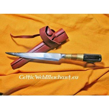 Couteau médiéval de table