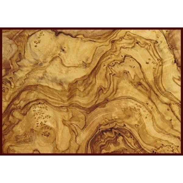 Cuillère en bois d'olivier