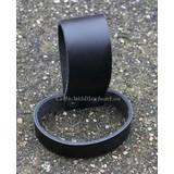 Belt holder for drinking horn