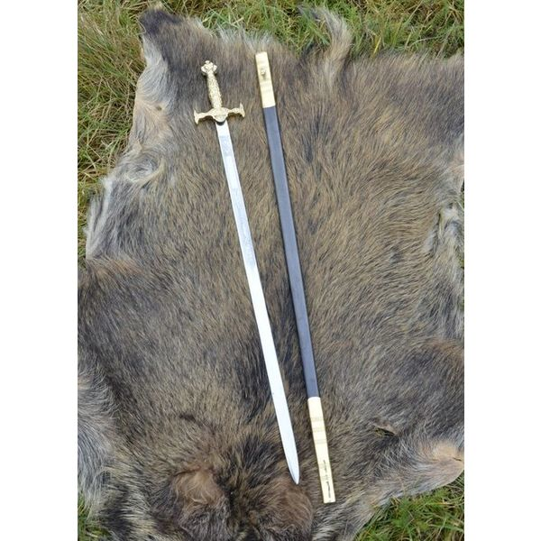 Deepeeka Espada ceremonial, dorado
