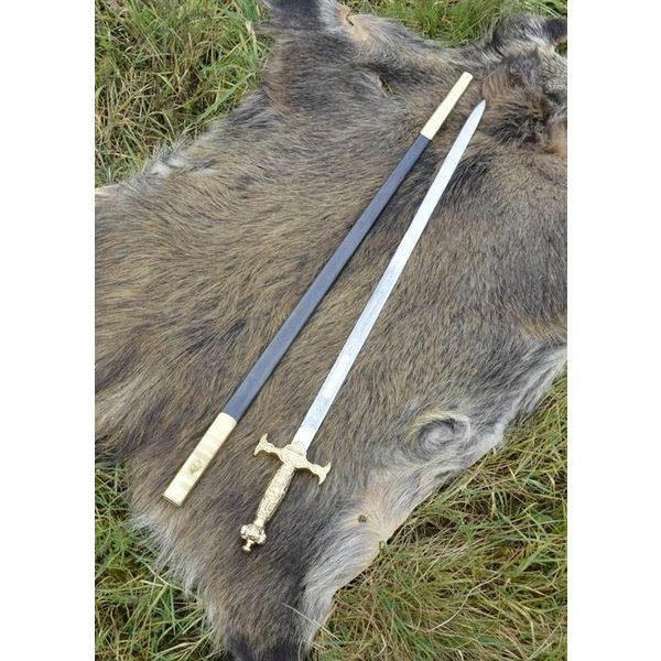 Deepeeka Ceremonial sword, gold