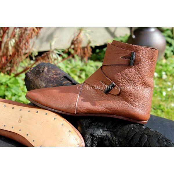 Marshal Historical Zapatos Vikingos Jorvik