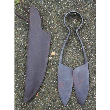 Bow scissors, L