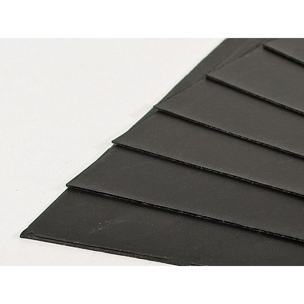Black wax plates set of 10