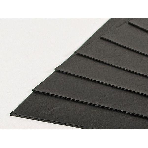 Zwarte wasplaatjes set van 10