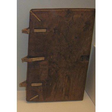 Material de escritura romano