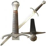 Epée à une main, Nisien