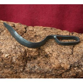 Roman strigilis żelaza