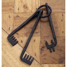 Ulfberth Historiske nøgler