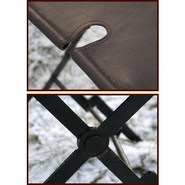 Roman folding chair