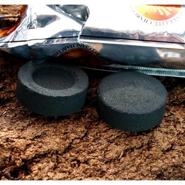 Encens comprimés de charbon de bois