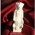 Statue votive romaine, Déesse Cybèle