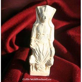 Romersk offerfund statue af gudinden Kybele