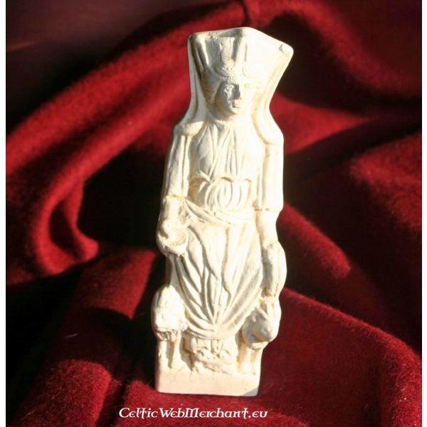 Roman posąg bogini Cybele wotywna